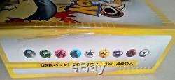 Pokemon e-Card Base Set Booster Box 1st Edition Authentic Rare Sealed From Japan