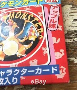 TOPSUN 1995 JAPAN Pokemon 1st Printed Booster Pack Ever Sealed Pocket Monster