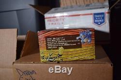 VTG 1998 Pocket Monster Pokemon Japanese Gym Heroes Factory Sealed BOOSTER BOX